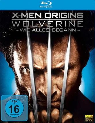 X-Men Origins: Wolverine (Bd + Dvd Inkl. Digital Copy)