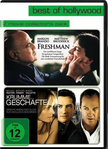 Best of Hollywood - 2 Movie Collector's Pack: Freshman / Krumme Geschäfte [2 DVDs]