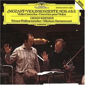 Kremer - Violinkonzerte 4+5
