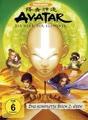 Avatar: Der Herr Der Elemente - Season 2 - Box