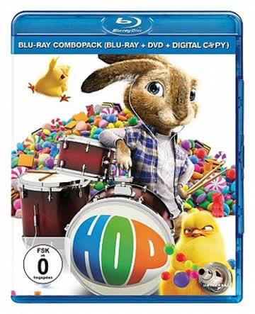 HOP (+ DVD) [Blu-ray]