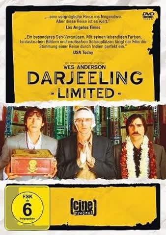 DVD * Darjeeling - LIMITED [Import allemand]