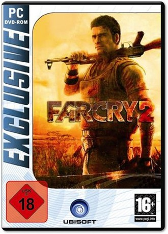 Exclusive: Far Cry 2 [Dvd]