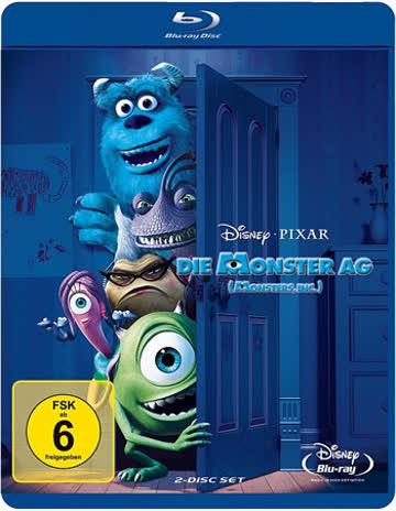 Die Monster AG [Blu-ray]