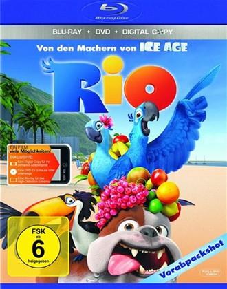Rio (+ Dvd & Digital Copy)