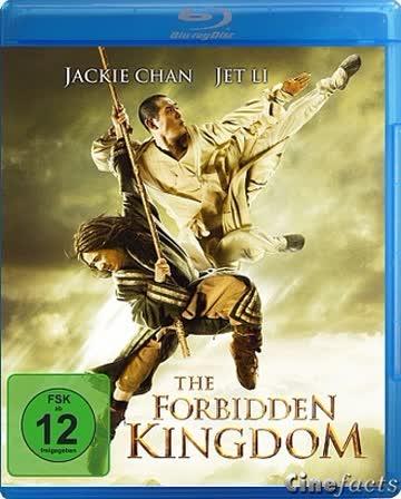 Forbidden Kingdom - 2-Disc Collector's Edition [Blu-ray]