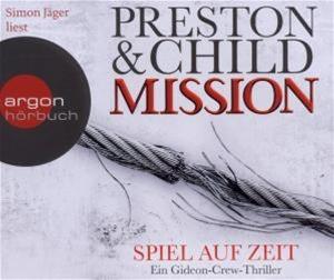Mission - Spiel Auf Zeit (Ein Gideon-Crew-Thriller)