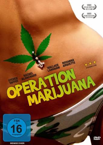 Operation Marijuana (DVD) Min: 95DD5.1WS [Import germany]