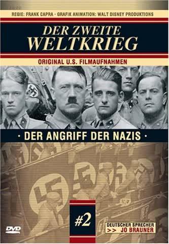 Jo Brauner's - Der zweite Weltkrieg, Folge 2: Der Angriff der Nazis