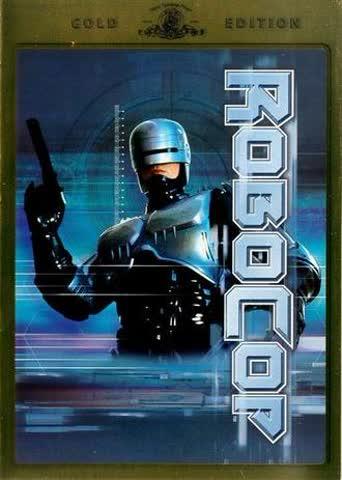 Robocop (German Uncut Gold Edition)