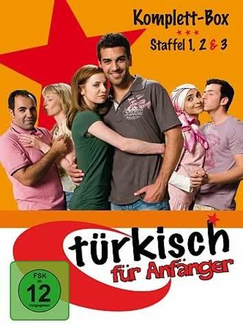 Türkisch für Anfänger - Komplettbox, Staffel 1, 2 & 3 [9 DVDs]