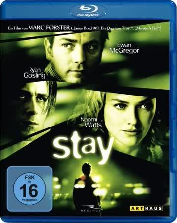 Stay [Blu-ray]