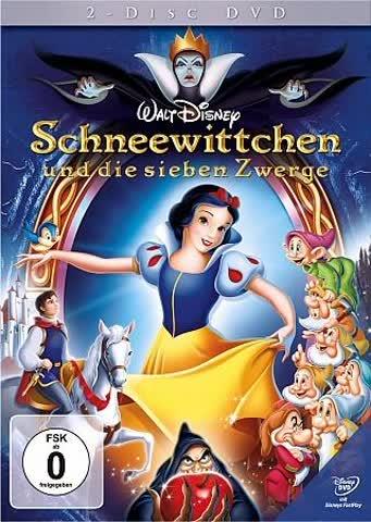 DVD SCHNEEWITTCHEN SPECIAL EDITION