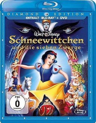 Schneewittchen Und Die Sieben Zwerge - Blu-Ray Und Dvd Diamond Edition