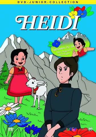 Heidi - Episode 25-28