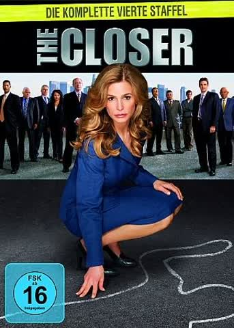 The Closer - Staffel 4