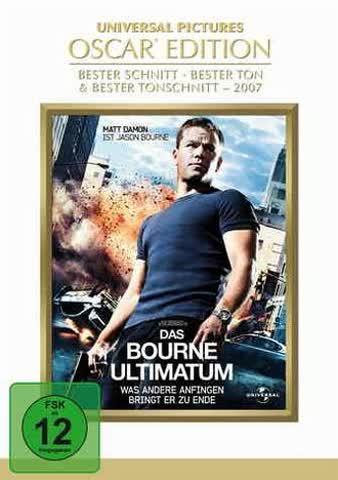 Bourne Ultimatum, Das - Oscar Ed.