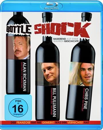 Bottle Shock [Blu-ray]