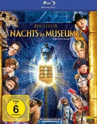 Nachts im Museum 2 (Inkl. Digital Copy)