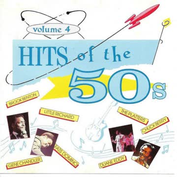 Various - Hits of the 50's Vol.4