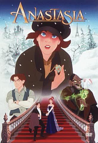 Anastasia [DVD] [1998] [Region 1] [US Import] [NTSC]