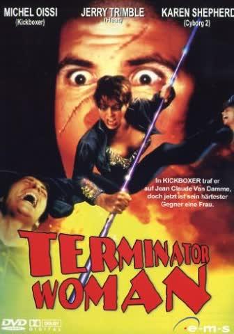 Terminator Woman [Import anglais]