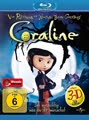 Coraline (inkl. 3D Version + vier 3D-Brillen)