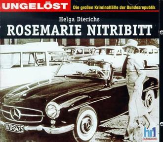 Rosemarie Nitribitt. CD. Eine Produktion des Hessischen Rundfunks