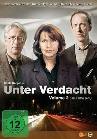 Unter Verdacht - Vol. 2 Edward Berger, Ulrich Zrenner