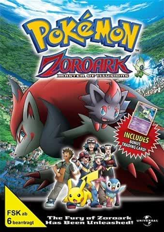 Pokémon: Zoroark - Meister der Illusionen