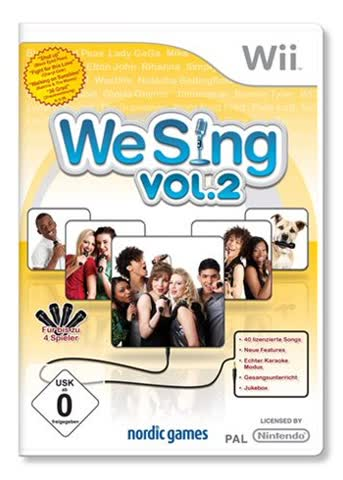 We Sing Vol.2 [Standalone]