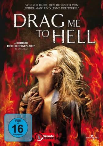 DVD * DRAG ME TO HELL DVD S/T [Import allemand]