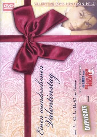 Valentine DVD Edition No. 2 - Duplicate & Kabhi Haan Kabhi Naa