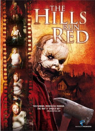 The Hills Run Red - Drehbuch Des Todes