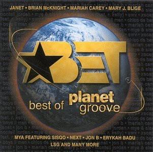 Carey - BET - Best Of Planet Groove