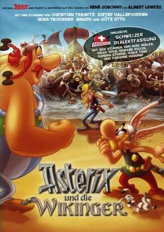 Asterix und die Wikinger (inkl. Schweizer Dialektfassung)