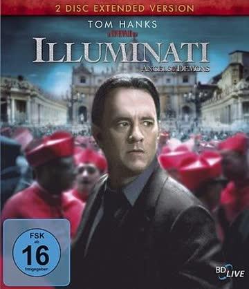 Illuminati - Extended Version [Blu-ray]