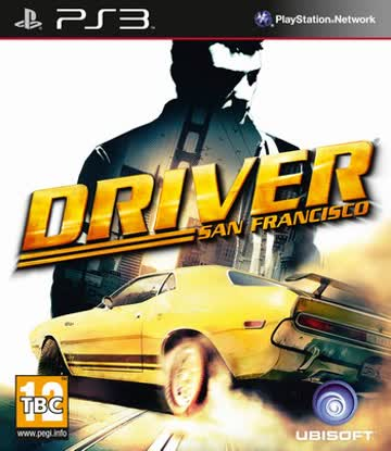Driver San Francisco [AT PEGI] - [PlayStation 3]