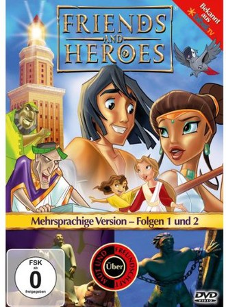 Friends And Heroes, Folge 1 und 2
