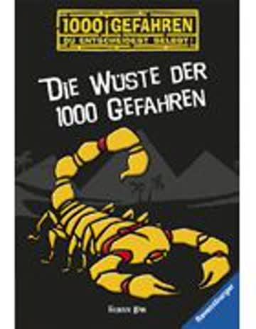 Die Wuste der 1000 Gefahren