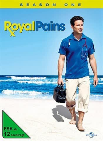 Royal Pains - Staffel eins [4 DVDs]