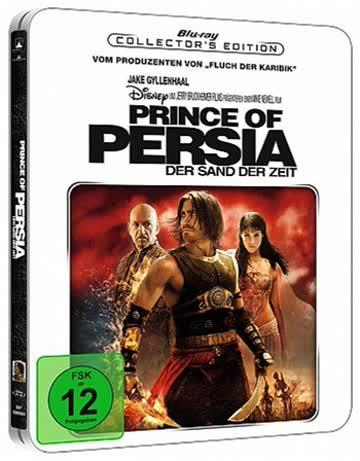 Prince of Persia - Der Sand der Zeit - Steelbook [Blu-ray] [Collector's Edition]
