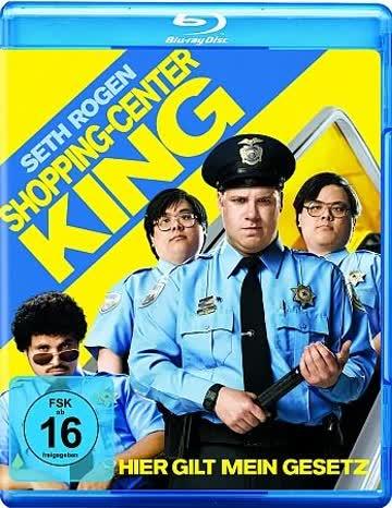 Shopping-Center King - Hier gilt mein Gesetz [Blu-ray]