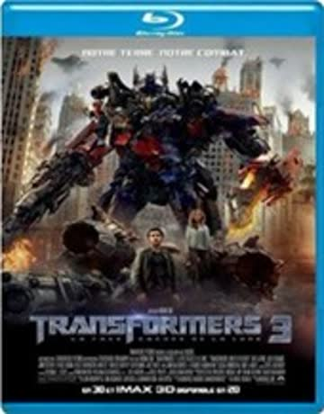Transformers 3 - Dark of the Moon (inkl. DVD & Digital Copy) [Blu-ray]