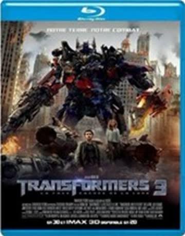 Transformers 3 (+ DVD) [Blu-ray] [2011]