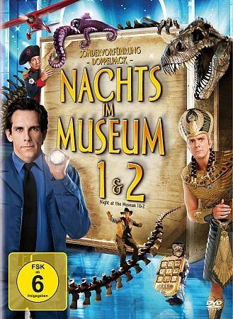 Nachts im Museum 1+2 (Inkl. Digital Copy)