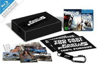 Fast & Furious 5: Collector's Box