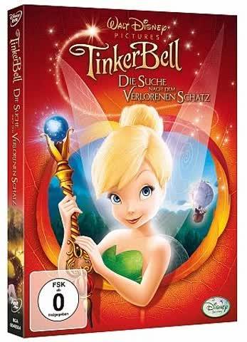 Tinkerbell, die Suche nach dem verlorenen Schatz
