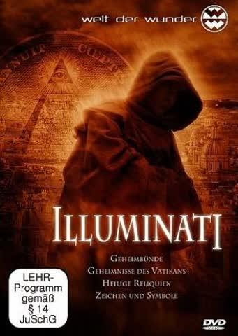 DVD Illuminati - Welt der Wunder [Import allemand]