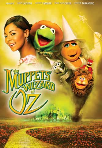 Muppets Wizard of Oz [Import USA Zone 1]